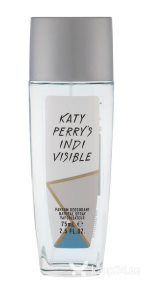 Spreideodorant Katy Perry Indi Visible naistele 75 ml
