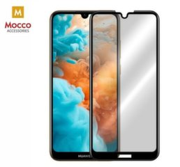 Mocco Full Glue 5D Tempered Glass Full Coveraged with Frame Huawei Y6 (2019) Black hind ja info | Mocco Full Glue 5D Tempered Glass Full Coveraged with Frame Huawei Y6 (2019) Black | kaup24.ee