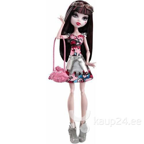 Кукла Monster High Draculaura Boo York, Boo York CHW57 цена и информация | Tüdrukute mänguasjad | kaup24.ee
