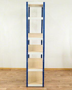 Laoriiul HNW 7612 hind ja info | Riiulid tööriistadele | kaup24.ee