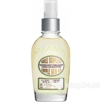 Näoõli L'Occitane Almond Supple 100 ml