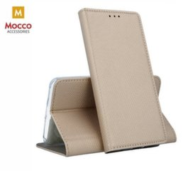 Mocco Smart Magnet Book Case For Xiaomi Redmi 7 Gold hind ja info | Mocco Smart Magnet Book Case For Xiaomi Redmi 7 Gold | kaup24.ee