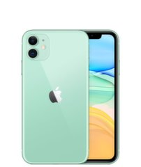 Apple iPhone 11, 64GB, Roheline