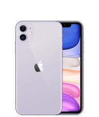 Apple iPhone 11, 64GB, Dual SIM, Lilla