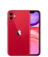 Apple iPhone 11, 256GB, Dual SIM, Punane