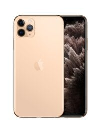 Apple iPhone 11 Pro, 64GB, Dual SIM, Kuldne