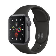 Apple Watch S5, 40 mm, Hall/must hind ja info | Nutikellad (smartwatch) | kaup24.ee