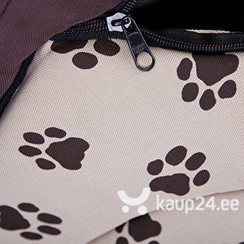 Maja-pesa Hobbydog R1 käpad, 38x32x38 cm, beež soodsam