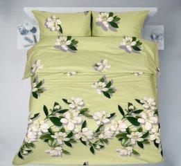 3D voodipesukomplekt, 4-osaline, padjapüür 50x70 cm