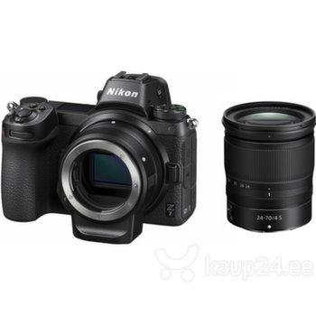 Nikon Z7 + 24-70 f4 + FTZ Adapter Kit
