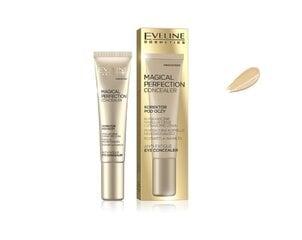 Консилер для век Eveline Cosmetics Magical Perfection 15 мл цена и информация | Пудры, базы под макияж | kaup24.ee