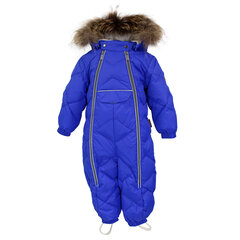 Laste talvekombinesoon-magamiskott Huppa Beata 1, sinine, 70035