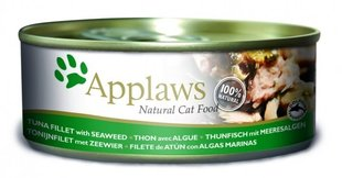 Applaws Cat Tuna Fillet & Seaweed, 70 g