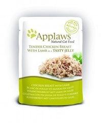 Applaws konserv kana ja lambalihaga tarretises, 70 g