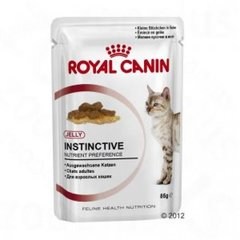 Konserv kassidele Royal Canin Instinctive in Jelly Pouch 12x85 g