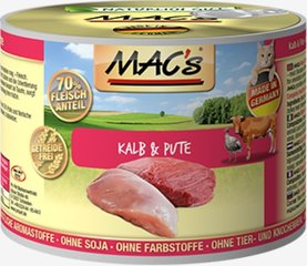 Mac's Veal & Turkey 200 g