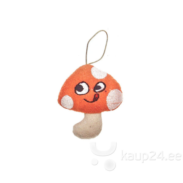 Comfy mänguasi kassidele Mushroom цена и информация | Mänguasjad kassidele | kaup24.ee