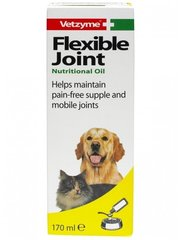 Vetzyme toidulisand koerale Flexible Joint (170 ml)