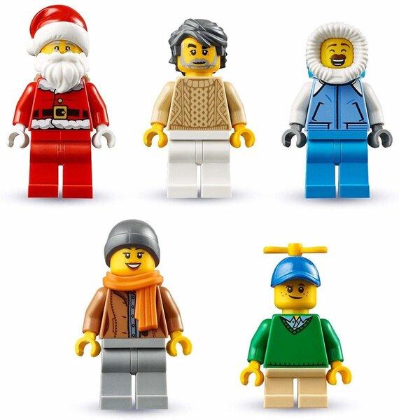 Advendikalender 60235 LEGO® City soodsam