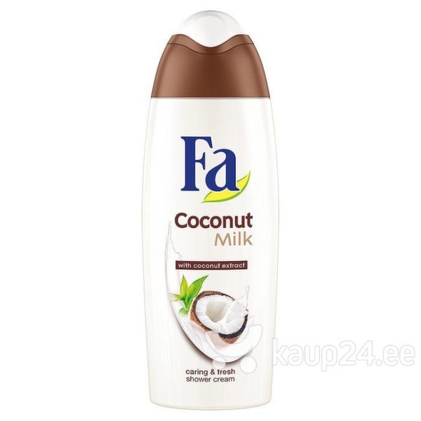 Dušigeel Fa Coconut Milk 250 ml