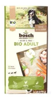 Bio Adult полноценный корм для собак всех пород от 12 месяцев с птицей, яблоками и травами 11,5 кг