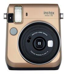 Fujifilm Instax Mini 70 (Kuldne)