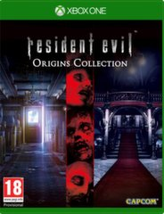 Mäng Resident Evil Origins Collection, Xbox One