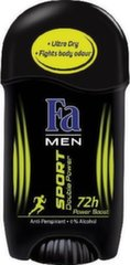 Pulkdeodorant antiperspirant Fa Sport Double Power 50 ml