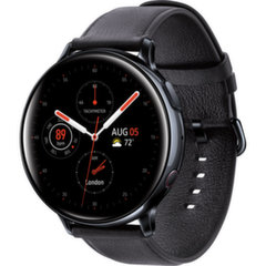 Nutikell Samsung Galaxy Watch Active 2, 40mm, Must (Stainless) hind ja info | Nutikellad (smartwatch) | kaup24.ee