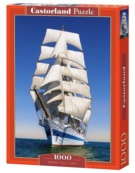 Pusle Puzzle Castorland Under Full Sail, 1000 tk