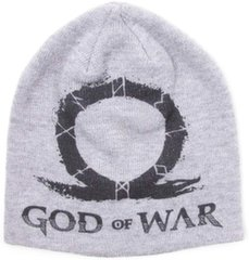 Beanie: God of War - Logo, Grey hind ja info | Beanie: God of War - Logo, Grey | kaup24.ee