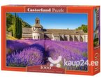 Pusle Puzzle Castorland Lavender Field in Provence, France, 1000 tk hind ja info | Pusled | kaup24.ee
