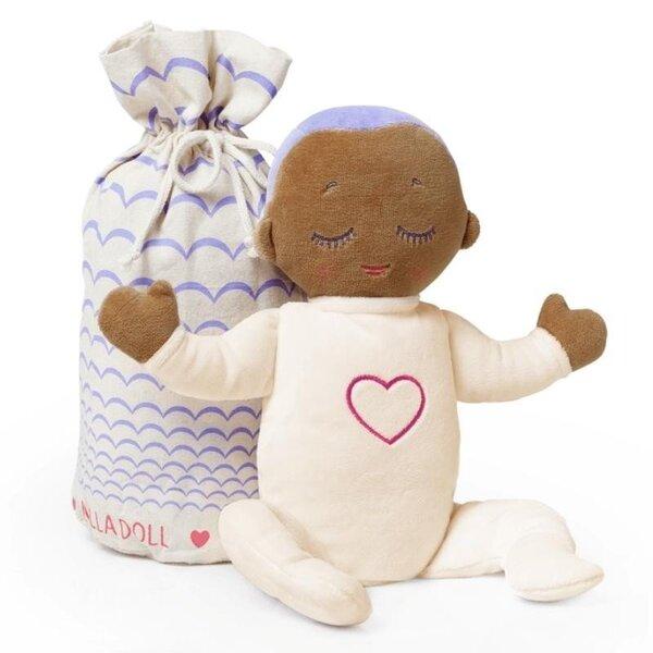 Кукла Lulla, оливковая