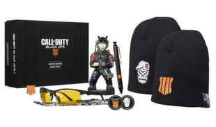 Call of Duty - Limited Edition Gear Crate - Cable Guy, Pliiats, Müts, Prillid, Mündid ja Märk hind ja info | Call of Duty - Limited Edition Gear Crate - Cable Guy, Pliiats, Müts, Prillid, Mündid ja Märk | kaup24.ee