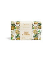 Käteseep IDC Institute Fruity Soap Citrus & Flowers 200 g