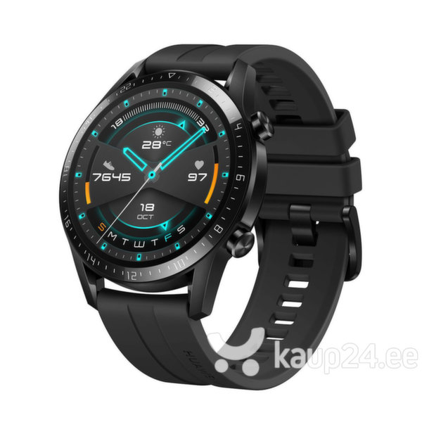 Часы Huawei GT 2, Черные