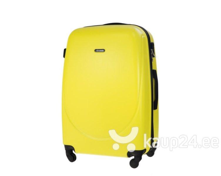 Väike kohver Solier STL856, kollane