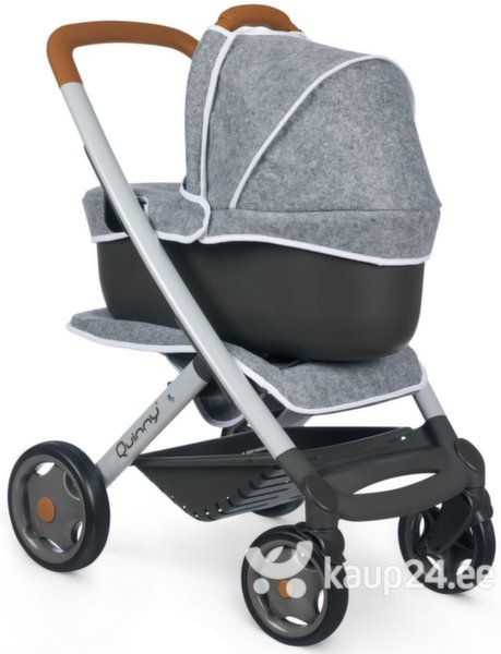 Nukuvanker Smoby Maxi-Cosi Quinny 3in1, Grey