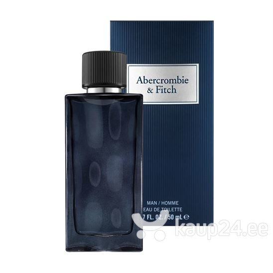 Tualettvesi meestele Abercrombie & Fitch First Instinct Blue EDT, 50 ml
