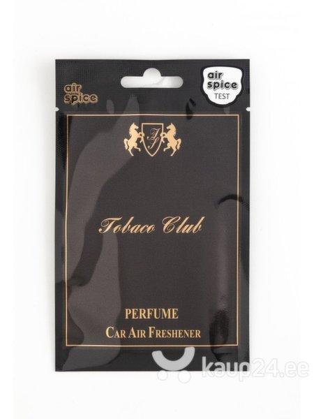 Auto õhuvärskendaja Air Spice CLUB - Tobaco