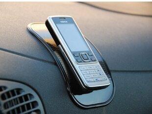 Universaalne mobiilhoidja Sticky Mat autosse