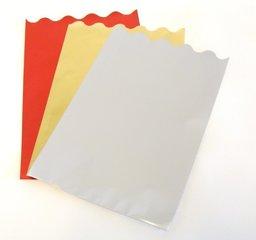 Kinkekott, punane 16 x 25 cm