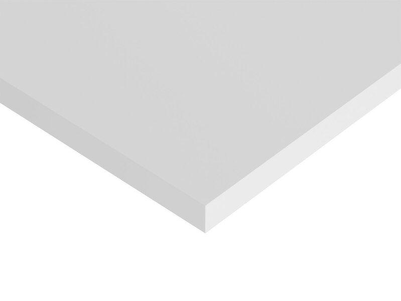 Lauaplaat BRW Vario 180 cm, valge