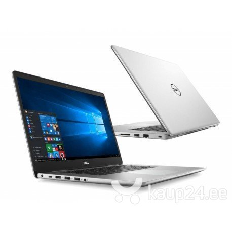 Dell Inspiron 15 7580 i5-8265U 8GB 1TB+128SSD Win10H