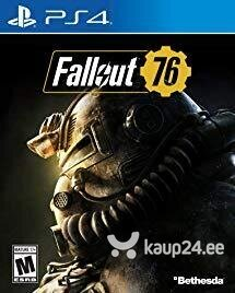 Videomäng Fallout 76, Sony PS4