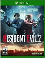 Videomäng Resident Evil 2, Microsoft Xbox One