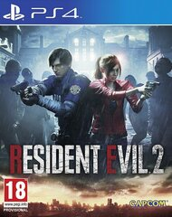 Videomäng Resident Evil 2, Sony PS4