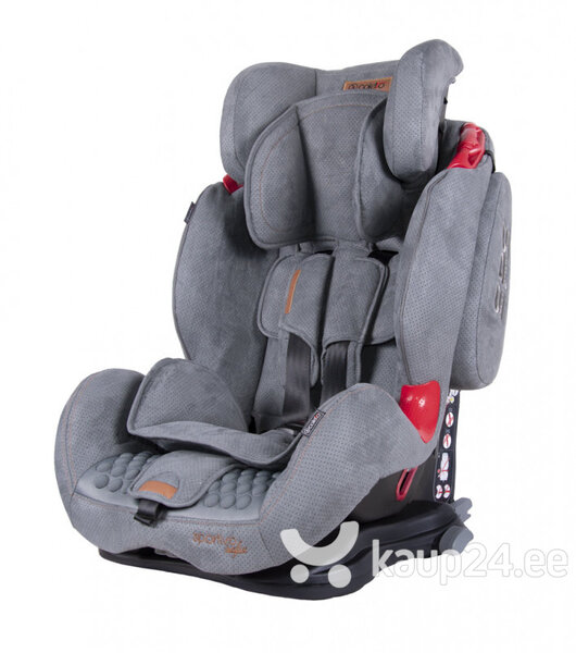 Turvatool Coletto Sportivo isofix 9-36 kg. Hall hind