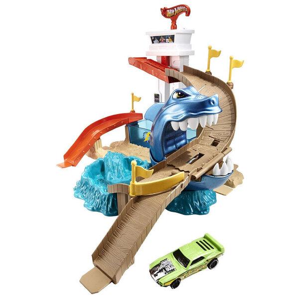 Autosõidurada Hot Wheels цена и информация | Poiste mänguasjad | kaup24.ee
