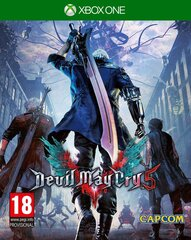 Devil May Cry 5, Microsoft Xbox One